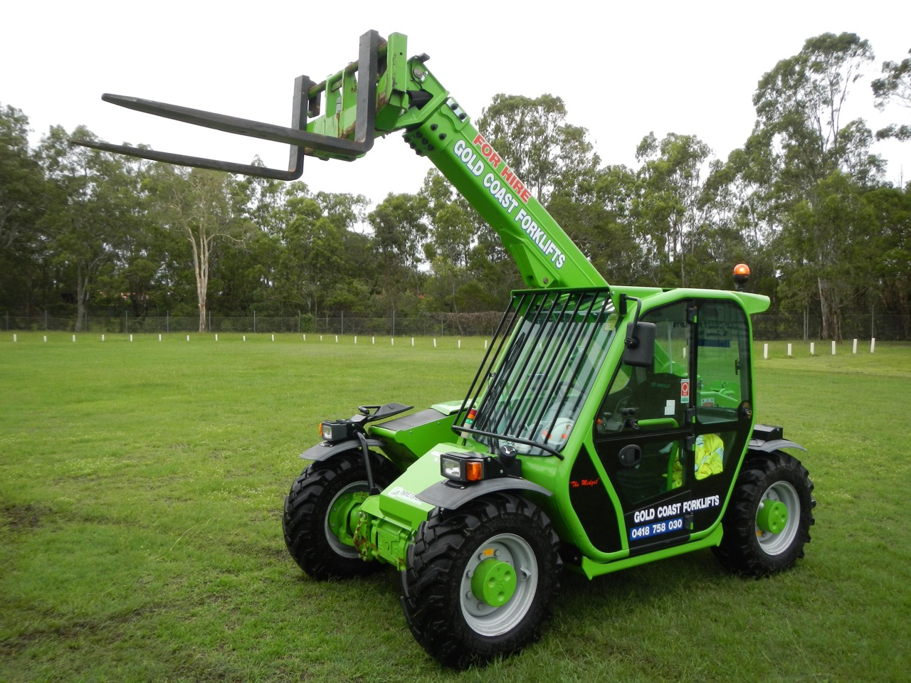 Tele Handler Section Our 25 6 Merlo Dry Hire Or Operator Service 2