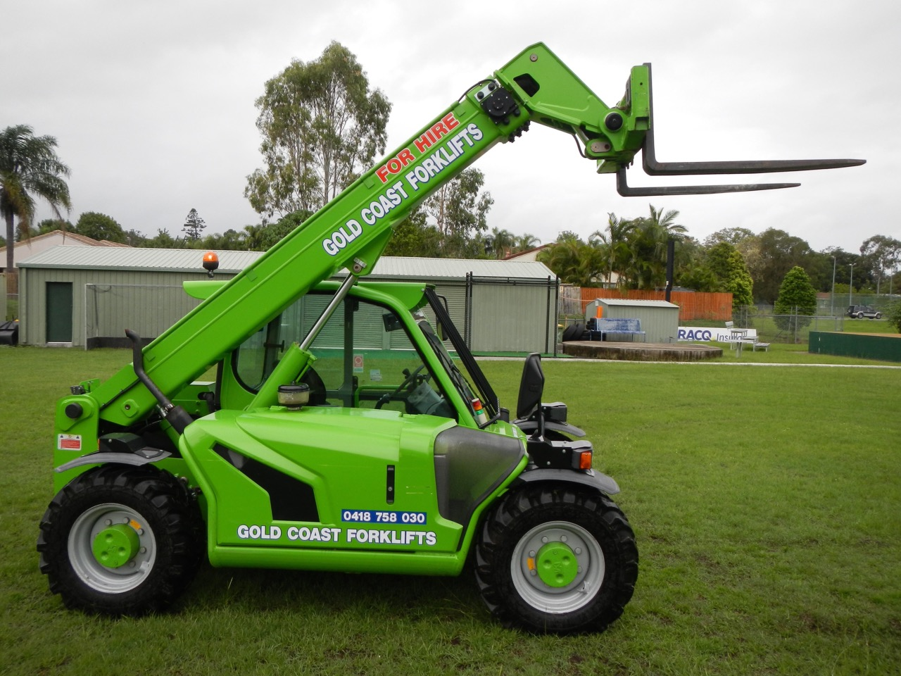 Tele Handler Section Our 25 6 Merlo Dry Hire Or Operator Service 3