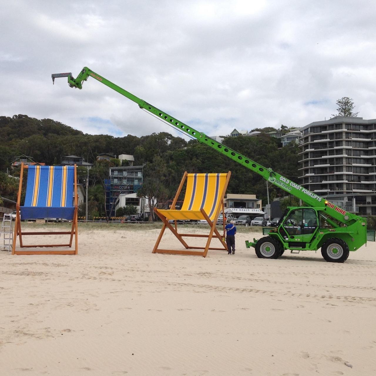 The Swell Festival Beach Life Stretch